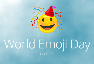 World Emoji Day is every July 17th maintained by Emojipedia