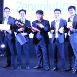ASUS Team at Lifestyle and Tech Seminar for Media and Dealers
