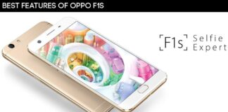 Best Features of OPPO F1s - Featured Photo