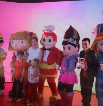 JolliDance Showdown and Jollibee Limited Edition Collectibles 2016 Launching