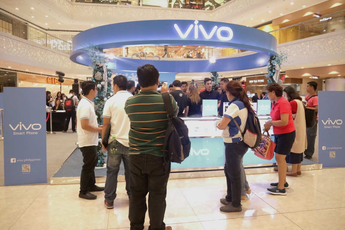 Vivo and SM Supermalls to bring treats for the consumers this Christmas season