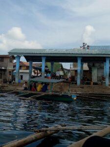 Port of Malamawi Island near Basilan Port Terminal, Isabela City