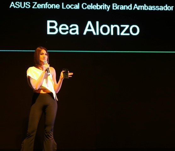 Bea Alonzo, ASUS ZenFone Local Celebrity Brand Ambassador