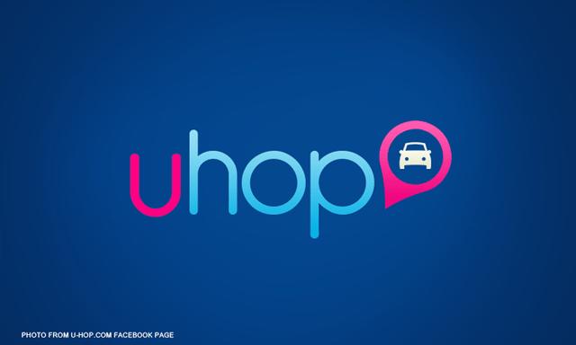 U-Hop Logo
