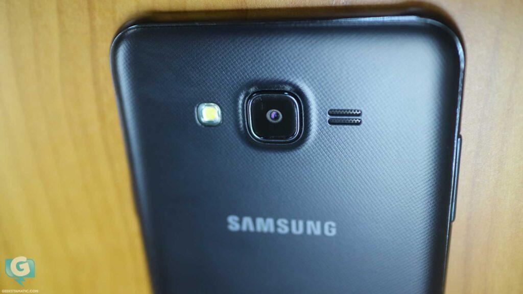 Samsung Galaxy J7 Core - Rear Camera