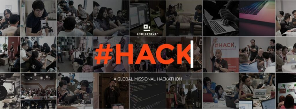 Indigitous HACK Manila 2017 Event Cover