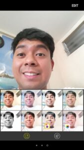 Samsung Galaxy J7 Core - Camera Filters