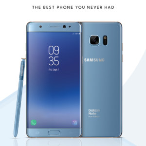 Samsung Galaxy Note FE (Fan Edition)