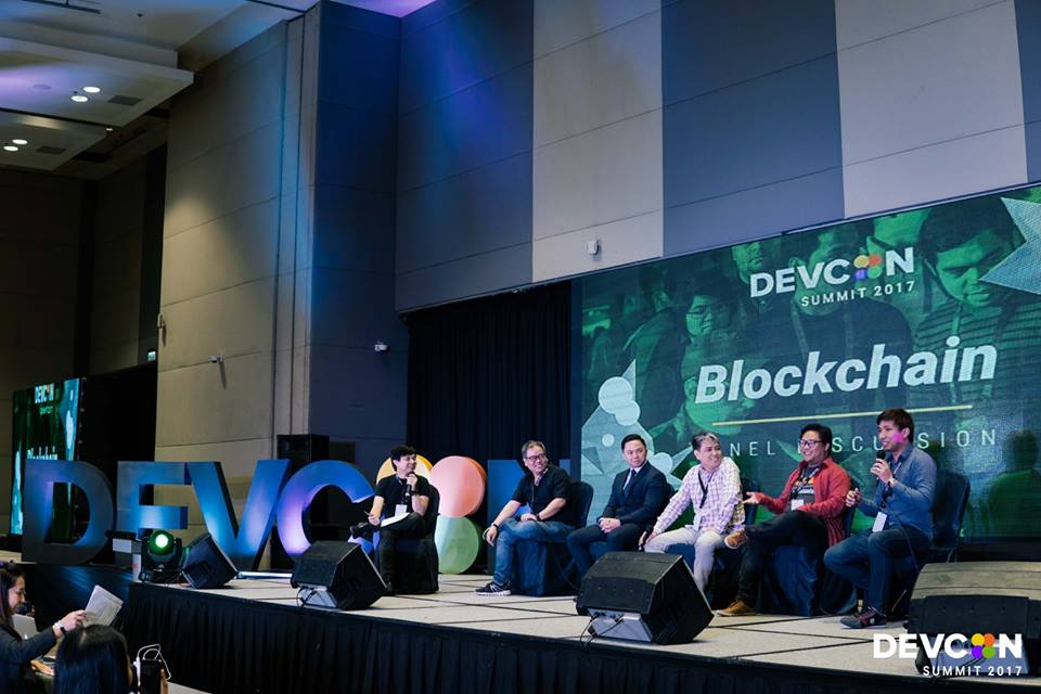 Panel Discussion on Blockchain technology