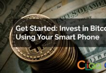 Get Started: Invest in Bitcoin Using Your Smartphone