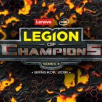 Lenovo - Legion of Champions Series II - Geekstamatic.com