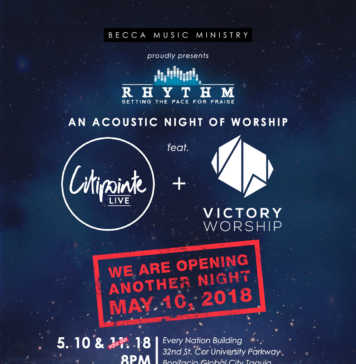 Citipointe Live x Victory Worship Acoustic Night