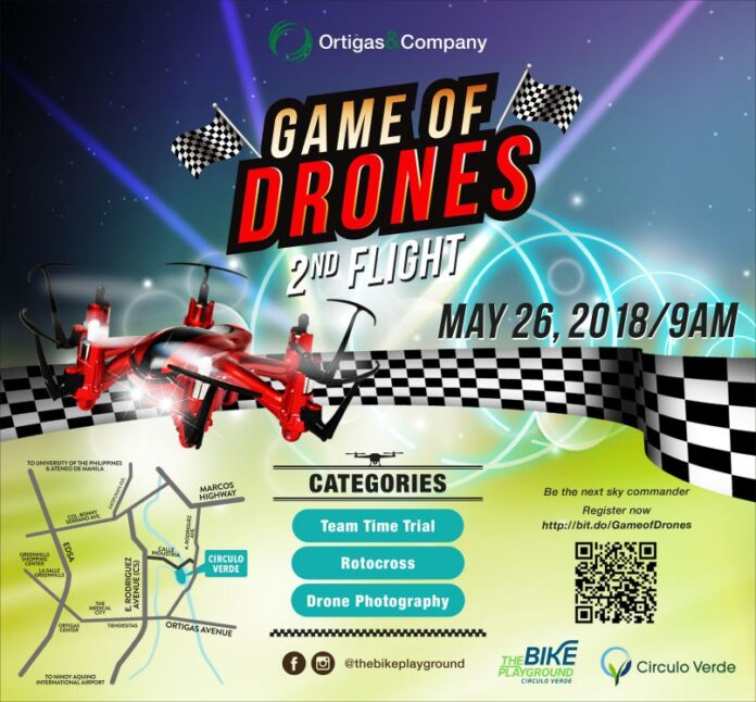 Ready for take off: Game of Drones Contest now on its 2nd Flight
