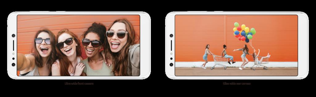 ASUS ZenFone 5Q - Ultra Wide Cameras