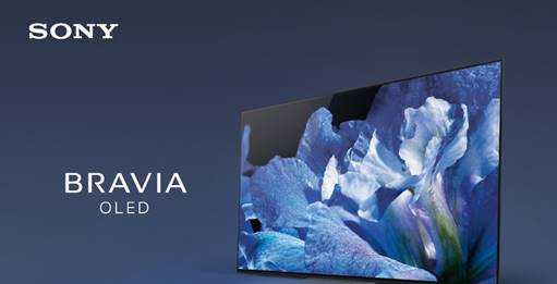 SONY BRAVIA launches 2018 OLED and LED 4K HDR TV Series - Geekstamatic.com