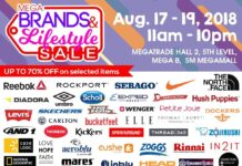 Megabrands holds Markdown Mania at SM Megatrade Hall