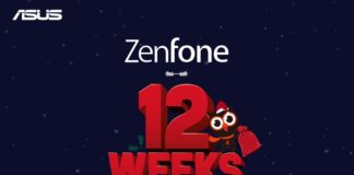 ZenFone Series - 12 Weeks Of Zen