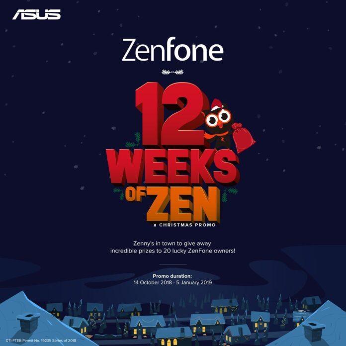 ZenFone Series - 12 Weeks Of Zen