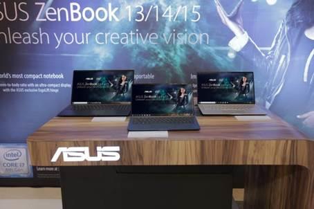 ASUS ZenBook 13/14/15 – UX333/433/533