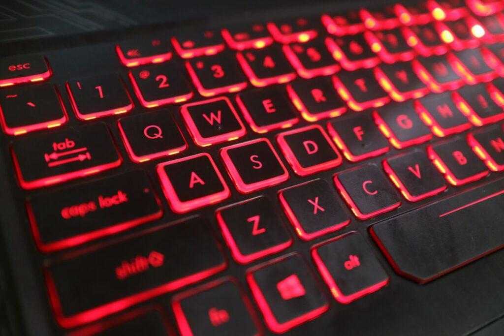 ASUS FX504 Keyboard 2