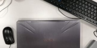 ASUS FX504 Review