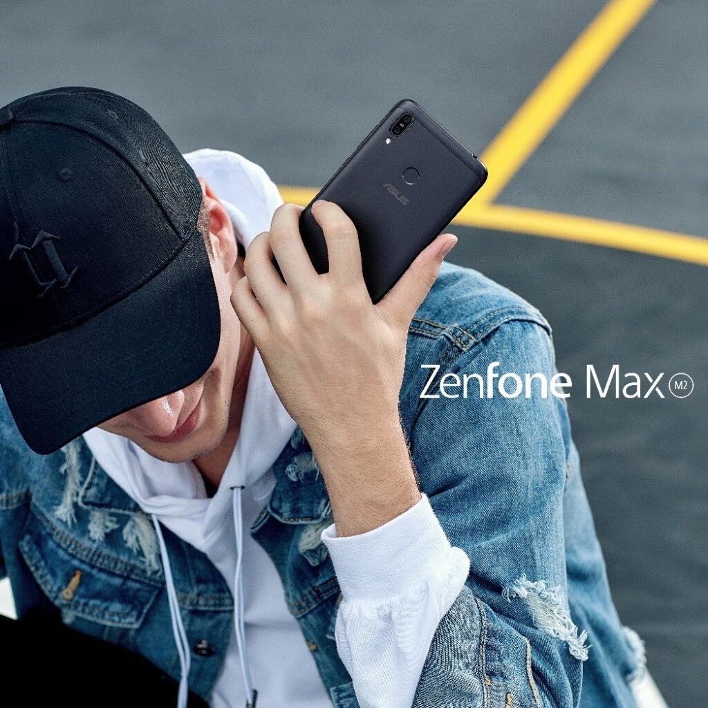 ZenFone Max M2 Last longer than a day