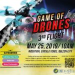 Game of Drones 3rd Flight