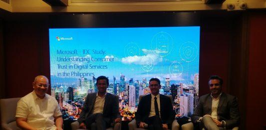 Understanding Consumer Trust in Digital Services in Asia Pacific