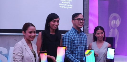 Samsung unveils new Galaxy Tabs, partners with Netflix