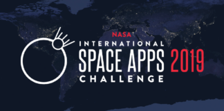 2019 NASA International Space Apps Challenge