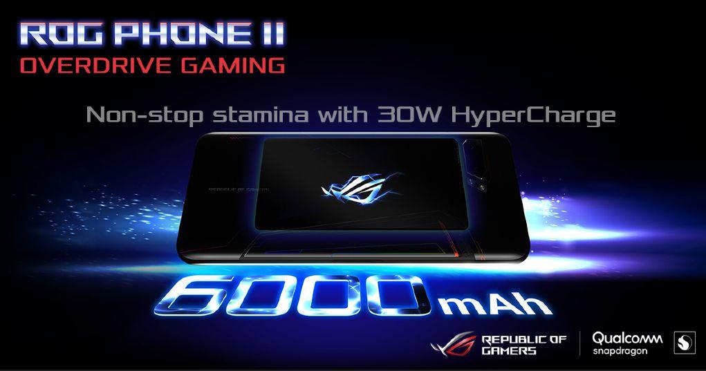 ROG Phone 2 - Non-stop Stamina