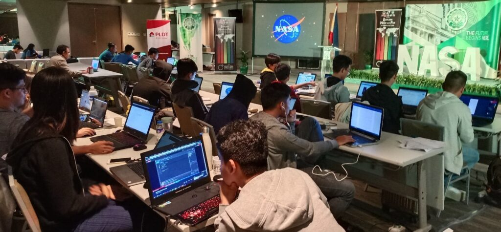 Pinoy hackers going deep into addressing real-world problems on Earth and space.