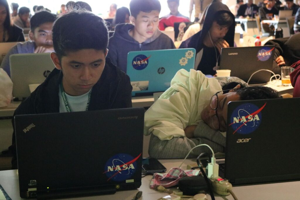 Pinoy developers used NASA's free and open data to solve real-world problems on Earth and space.